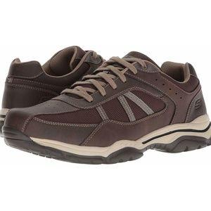 Skechers Men's Rovato Texon Sneaker